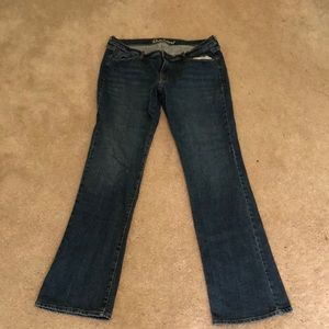 Old Navy Jeans (sweetheart fit)
